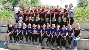 Sportgymnastik und Tanz